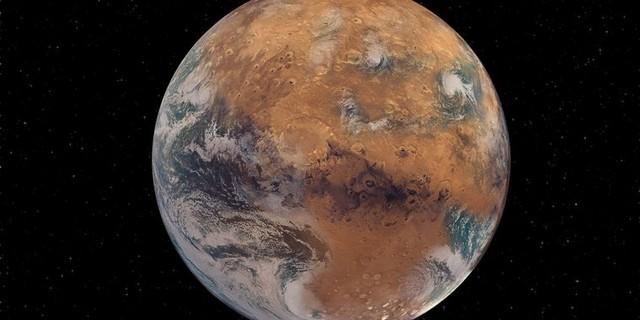 Naukowcy przypuszczają, dlaczego życie nie rozwinęło się na Marsie. Być może z powodu wielkości planety